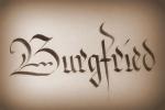 Burgfried Eingang